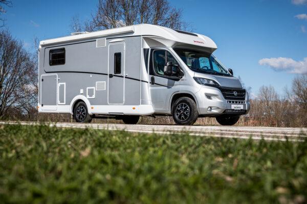 Dethleffs trend luxe camper dabentie