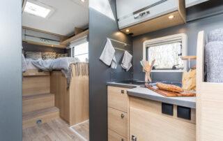 luxe camper dethleffs keuken dabentie