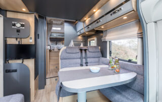 Dabentie Luxe campers