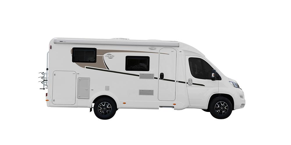Carado V337 dabentie luxe campers