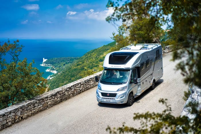 adria coral dabentie luxe campers